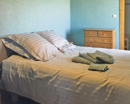 Geniet van je zorgvrije vakantie in de blauwe kamer van de groepsgîte van La Grande Roche