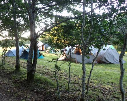 Geniet met je familie van een zorgvrije vakantie op de camping van La Grande Roche