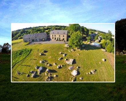 Kom zorgvrij op vakantie naar het domein La Grande Roche te Normandië