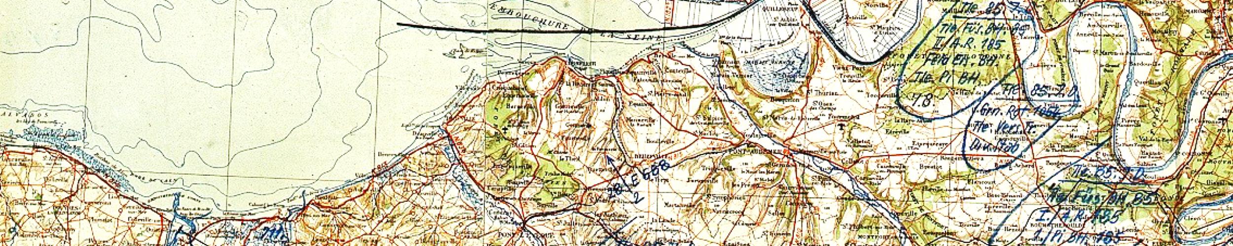 Geschiedkundige informatie over de omgeving rondom La Grande Roche